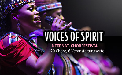 Voices of Spirit